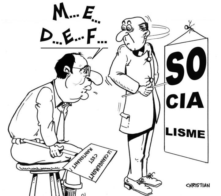 Socialisme-Medef