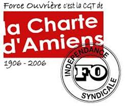 la charte d'Amiens